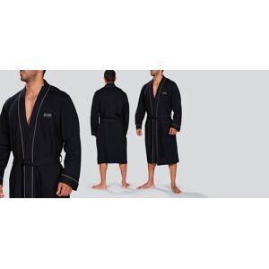 Boss Kimono Dressing Gown 070-Marine (106)-XXL