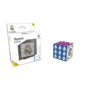 Cube Reisspel: Rubiks Cube Real Madrid
