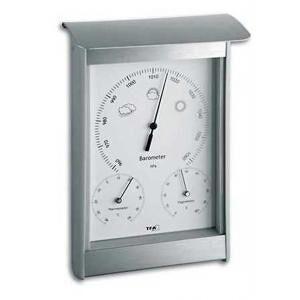 Express Weerstation 3 in 1 aluminium 21.6 cm