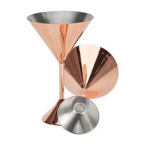 Tom Dixon Plum Martini Glazen Set van 2