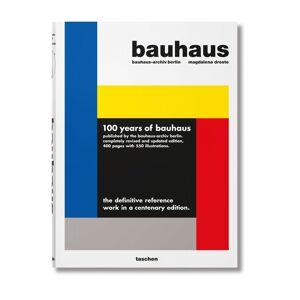 Taschen Bauhaus Boek - 100 Years of Bauhaus