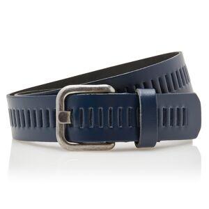 Timbelt 427 Leren Casual / Jeans Riem 105/4 cm Blauw