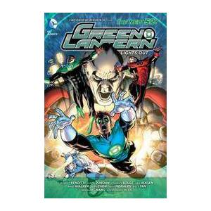 Green Lantern. Lights Out (the New 52), Venditti, Robert, Hardcover