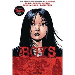 The Boys Omnibus Vol. 4 TP. THE BOYS, Garth Ennis, Paperback