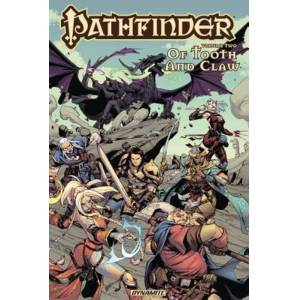 Pathfinder Vol. 2: Of Tooth & Claw TPB. Of Tooth & Claw, Jim, Zub, Paperback