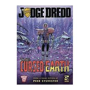 JUDGE DREDD CURSED EARTH EXPEDITION GAME. An Expedition Game, Peer Sylvester, Hardcover