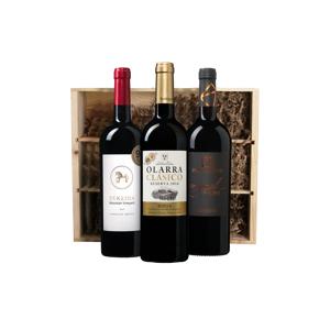 Wijnbeurs Smaakvolle Spaanse Kist