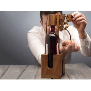 Wijnfles Puzzel