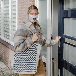 YourSurprise Mondmasker (niet-medisch) - L - bedrukken