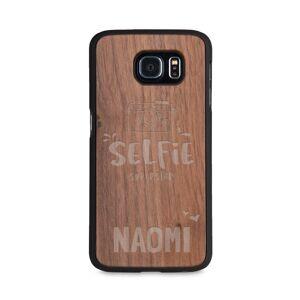 YourSurprise Houten telefoonhoesje graveren - Samsung Galaxy s6