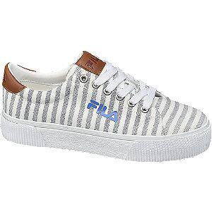 Fila Gestreepte canvas sneaker 37