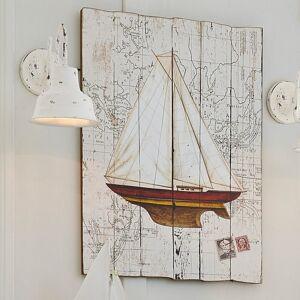 LOBERON Decoratie board Seabrook