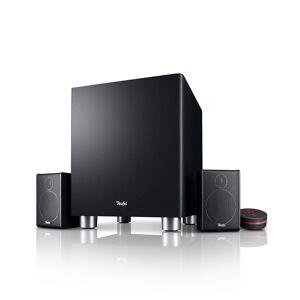 Teufel Concept C 2.1 pc luidsprekersysteem met bluetooth®, zwart