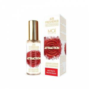 Attraction Mai feromonen luchtverfrisser rood fruit 30 ml
