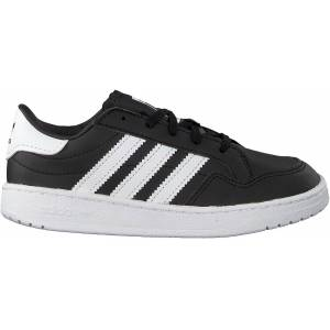 Adidas Lage sneakers Team Court C Zwart