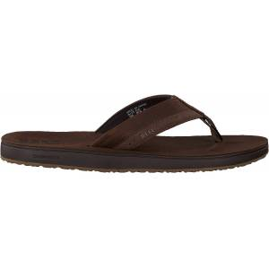 Reef Slippers Contoured Cushion Bruin