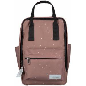 Little Indians Rugtas Dots Backpack Rood Meisjes