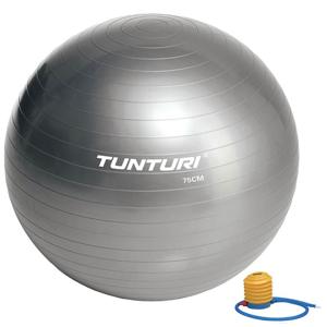 Tunturi Fitnessbal Gymbal Grijs - 75 cm