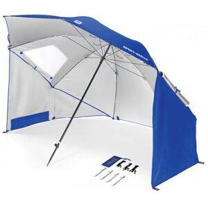 Sport-Brella Strandtent - Windscherm - Parasol- Blauw