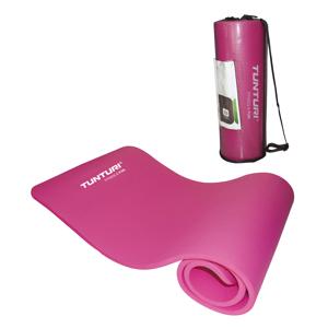 Tunturi NBR Fitnessmat - Yogamat - Roze
