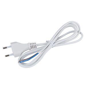 BES LED Voedingskabel - 220V - 2 Aderig - 1.5 Meter - Wit