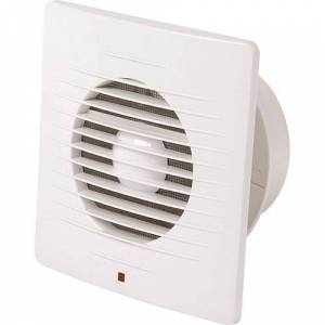 BES LED Badkamer - Toilet - Ventilator - 260mm - 40W - 200m3