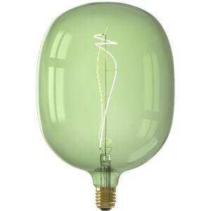 CALEX - LED Lamp - Avesta Emerald - E27 Fitting - Dimbaar - 4W - Warm Wit 2200K - Groen