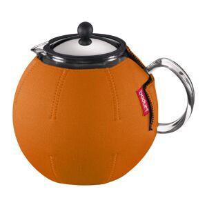 Bodum NERO Theewarmer voor Assam theepress, 1.5 l Oranje