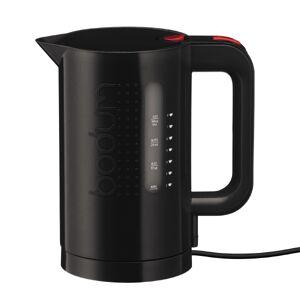 Bodum BISTRO Elektrische waterkoker, 1.0 l Zwart