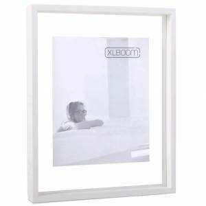 XLBoom Floating Box Fotolijst 28x35.5 Wit