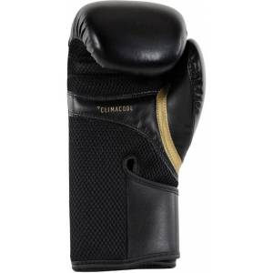 Adidas Speed 100 bokshandschoenen - zwart/goud