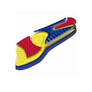 IRONMAN All Sport sportzolen (Per paar) - Blauw - Geel - Rood