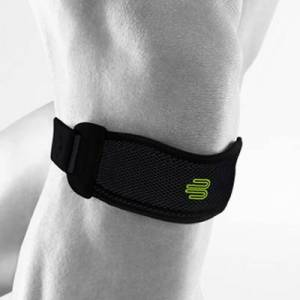 Bauerfeind Sports Knee Strap Knieband - Zwart