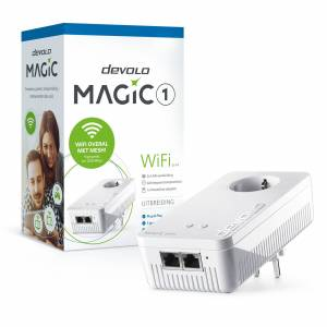 Devolo Magic 1 WiFi Uitbreiding