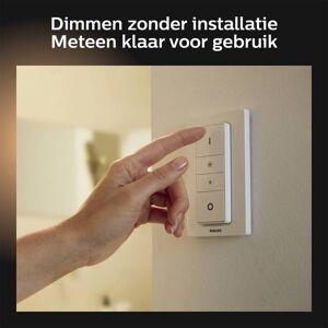 Philips Hue Fair plafondlamp - White Ambiance - zwart (incl. DIM switch)