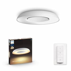 Philips Hue Still plafondlamp - White Ambiance - wit (incl. DIM switch)