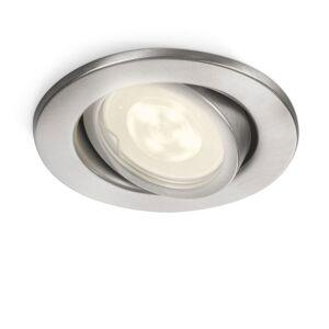 Philips myGarden Fresco InbouwSpot RVS (LED)
