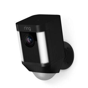 Ring Spotlight Camera met Accu, Zwart, set van 2