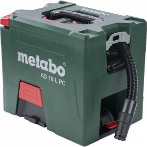 Metabo AS 18 L PC nat/droogzuiger (body) 18V Li-ion