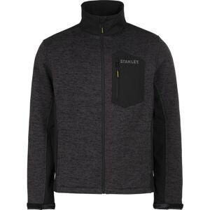 Stanley Arizona fleece vest L zwart/grijs