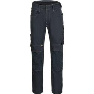 MASCOT® Mannheim broek met kniezakken 48R marineblauw*