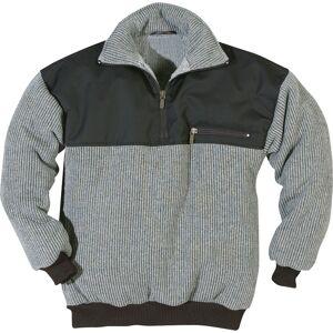 Fristads sweater 759 PH M grijs/zwart