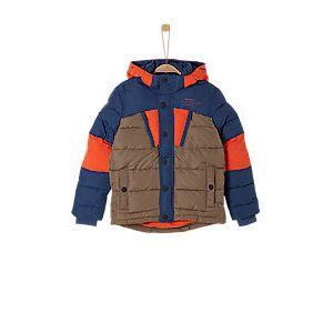s.Oliver Winterjas Heren blue   brown   multicolored   orange- S