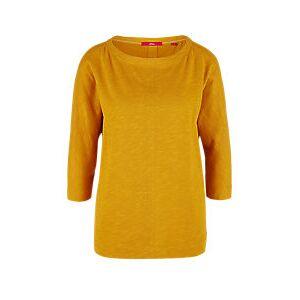 s.Oliver Jersey shirt Dames geel- 38
