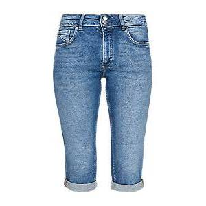 3/4-jeans Dames blauw- 42