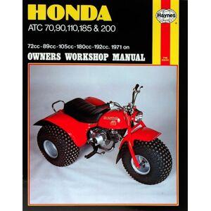 Honda ATVs ATC70 90 110 185 &amp: 200 (71 - 85)
