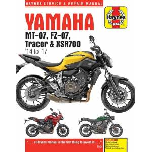 YamahaMT-07 Tracer &amp: XSR700 (14 to 17)