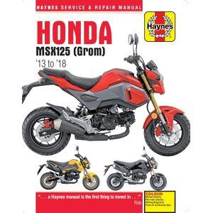 Honda MSX125 (Grom) (13-18)