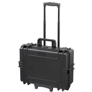 WCS Protection 505TR koffer zwart incl. verdelerset