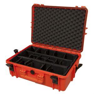 WCS Protection 505 koffer oranje incl. verdelerset